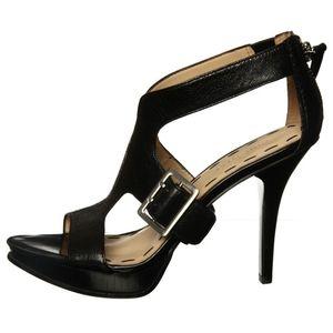 Nine West Amberlina Leather Platform Sandals